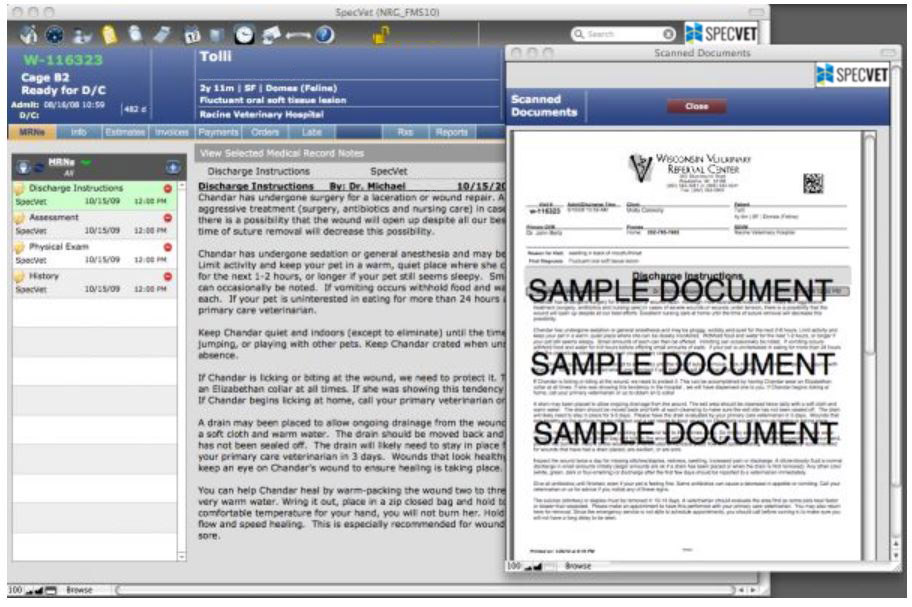 SpecVet-Document-Management